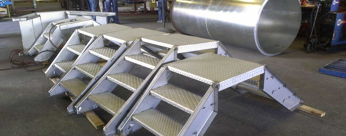 Food Processing & Stainless Work