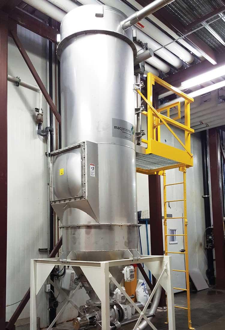 Food Processing & Custom Stainless Work
